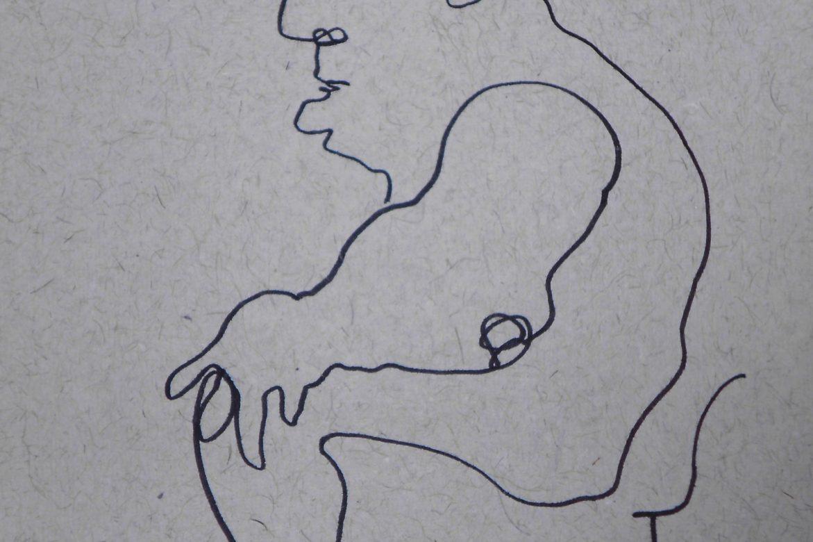 luis ruocco a man's profile